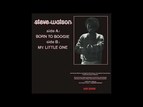 Steve Watson - My Little One