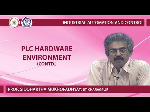 PLC Hardware Environment (Contd.)