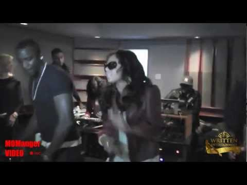Ashanti Weekly Studio Sessions - Part Three - Ft Akon & Jerry Wonder (HD)