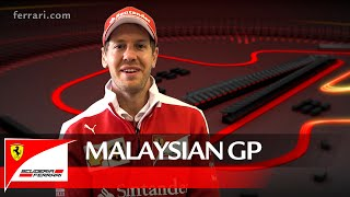 """""""malaysia is usually the hottest race of season"""" explains sebastian vettel, on eve a which one year ago delivered his maiden victory with the..."""