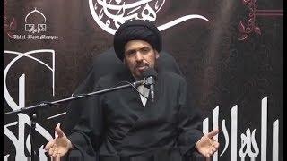 السيد منير الخباز - صراع الهوية لدى المسلمين الذين يعيشون في الغرب