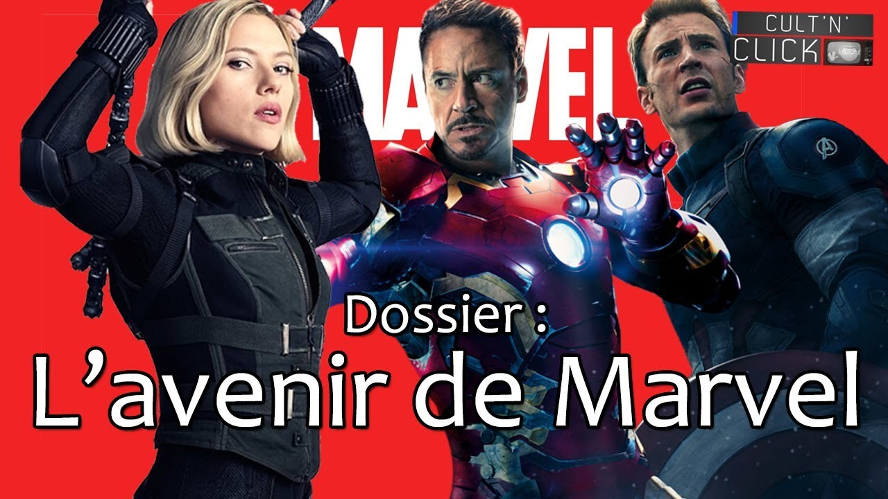marvel film en preparation