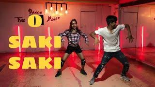 Batla House: O SAKI SAKI Dance Video | Choreography shubham choudhary