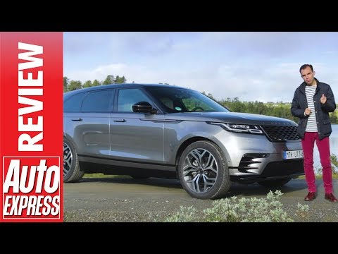 Range Rover Velar review - sleek SUV let loose on Norway road trip