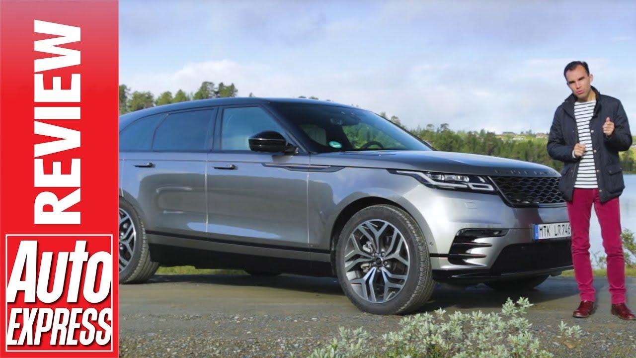 Range Rover Velar review - sleek SUV let loose on Norway road trip - Dauer: 9 Minuten, 32 Sekunden