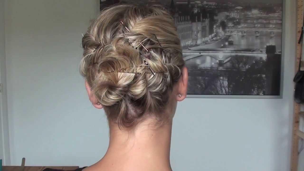 nem opsætning af skulderlangt hår