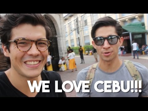 Why We Love Cebu! (Ft. Erwan Heussaff)