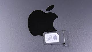 Apple SIM заработала в России