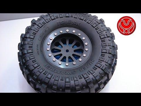 warny drop wheel machining (lathe + CNC 3040) for axial scx10/honcho