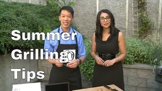 Great Grilling Tools and Tips for Summer