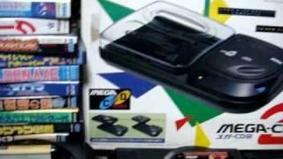 Sega Mega Drive and Mega CD2 Collection