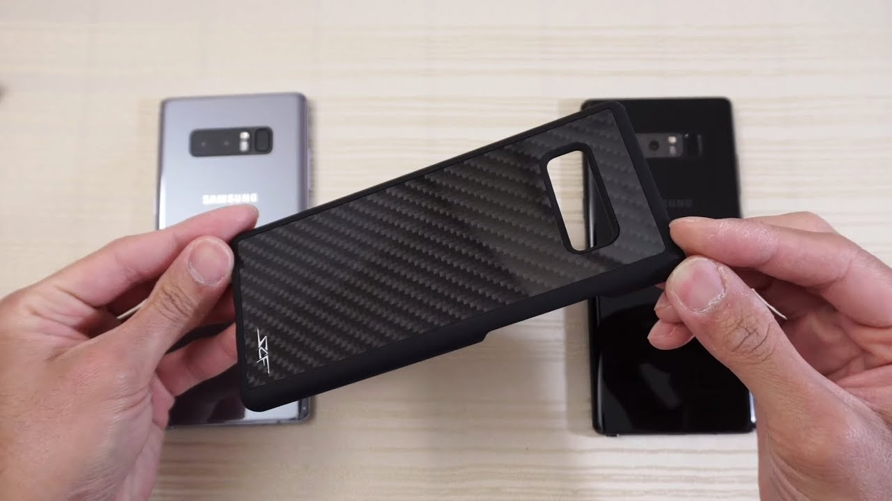 check out 935b7 643f5 Simply Carbon Fiber Case for Galaxy Note 8! Real CF!!