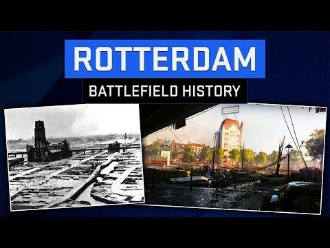 Battlefield V History: Rotterdam