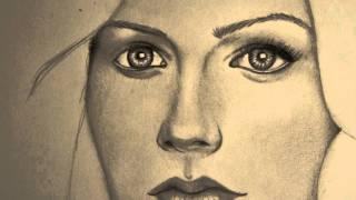 How I drew Avril Lavigne (step by step)