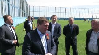 ВРИО губернатора Андрей Бочаров о проблемах волгоградского спорта