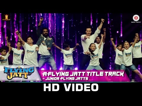 A Flying Jatt Title Track - Junior Flying...