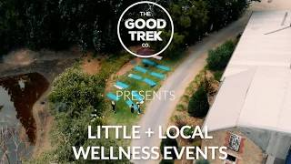 The Good Trek Co's Little + Local Events in the Adelaide Hills is live!