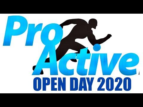 PROACTIVE HEALTH OPEN DAY 2020