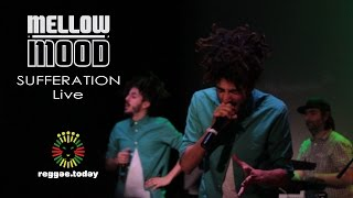 MELLOW MOOD VIDEO - Sufferation (Live 2015) - Reggae.Today