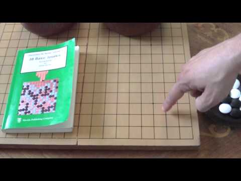 "Mnemonics for Joseki - B:  INTRO to ""38 Basic Josekis"" Book (1st Half)"