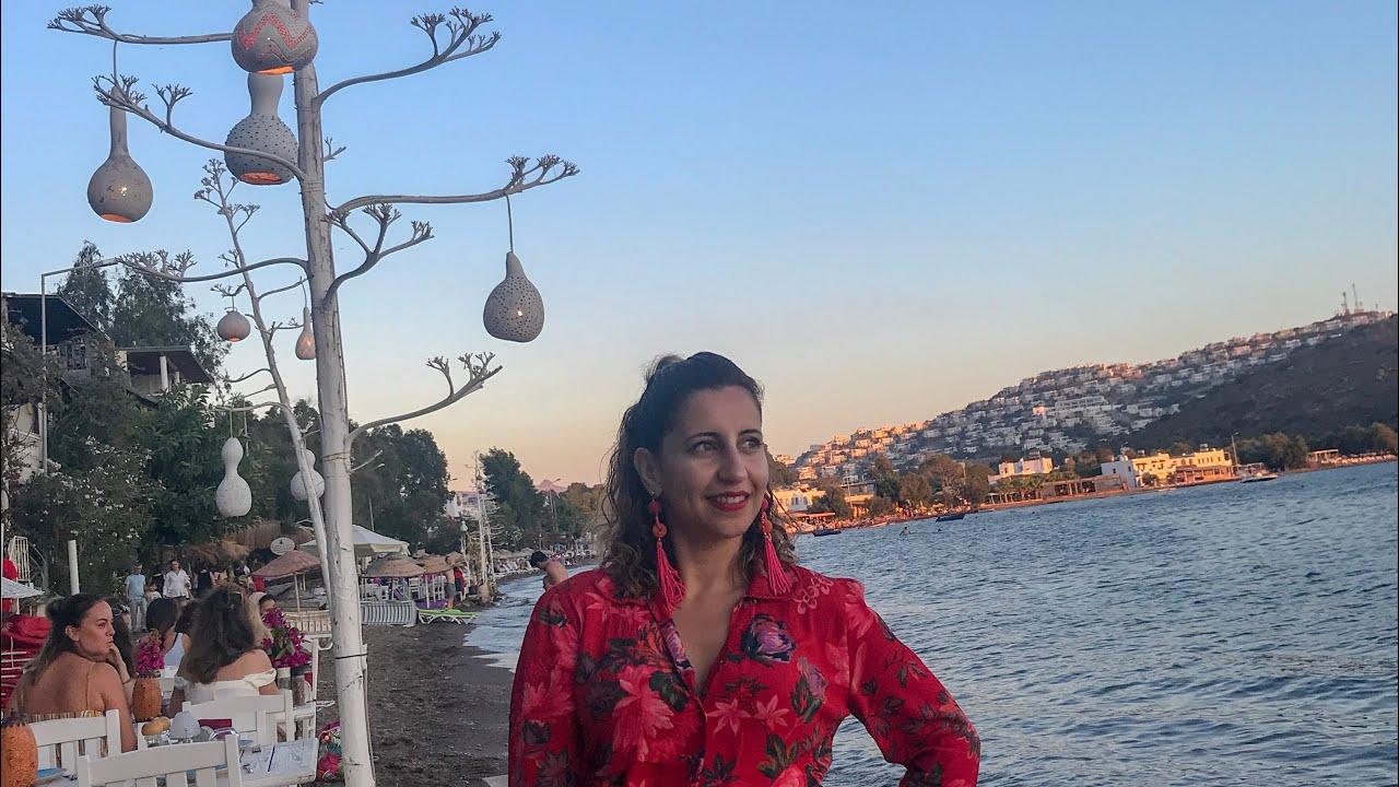 Bodrum Vlog 2    مشيت لمدينة العشاق ، عمت مع الحوت و شفنا أجمل البحار ...