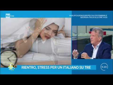Rientro, che stress! - Unomattina Estate 03/09/2019