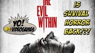 Is Survival Horror Back!?! Hands On The Evil Within (SDCC 2014)