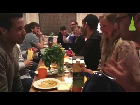 Jerusalem-Campus TV 1 Dinner