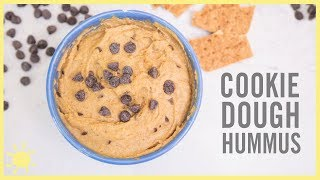 EAT | Healthy Cookie Dough Dip