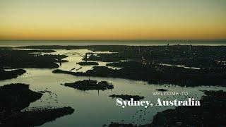 Sydney aerial tour: a bird's eye view of Sydney