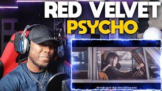 Red Velvet 레드벨벳 'Psycho' MV (Reaction!!!)