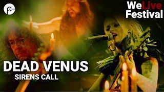 Dead Venus - Sirens Call | WeLive Festival | Live im Schlachthof | Corona Concert