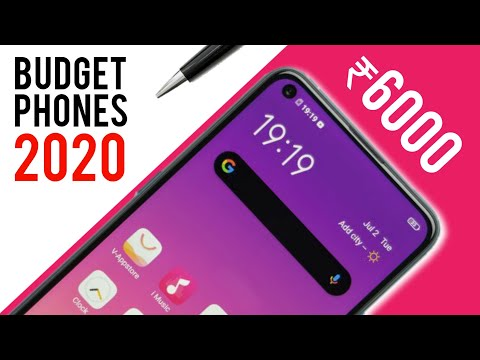 Best Budget Phones Under 6000 In 2019-20 | Under ₹7000 Budget Smartphone