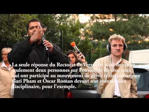 Oscar et Gari : victoire contre la répression !