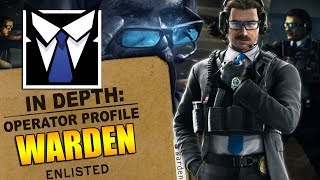 Rainbow Six Siege - In Depth: HOW TO USE WARDEN - Operator Profile