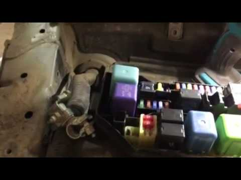 lexus is300 fuse box replacement youtube Lexus IS300 a Pillar lexus is300 fuse box replacement