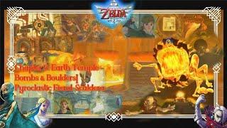 The Legend of Zelda™: Skyward Sword - Chapter 5: Earth Temple - Bombs & Boulders|Scaldera