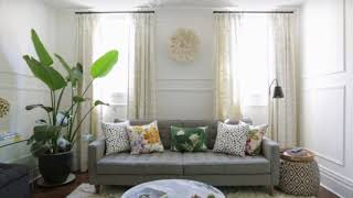 This Small Space Makeover Is Full Of Diy & Budget-friendly Ideas! - Indiehome Design