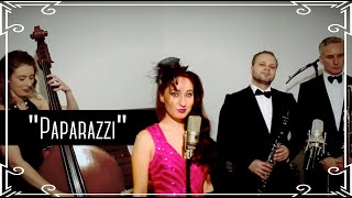 """""""Paparazzi"""" (Lady Gaga)— 1920s Jazz Cover by Robyn Adele Anderson"""