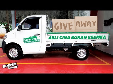 test-drive-dfsk-super-cab,-sebagus-apa-sih-pikap-china?-+-give-away!