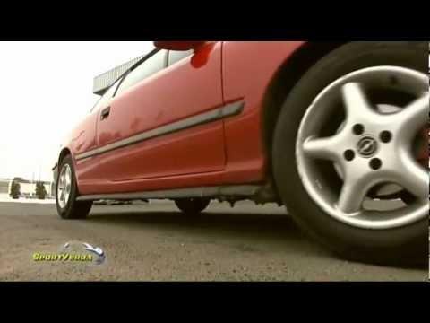 Az Opel Calibra Projekt 1. - SportVerda (Tordai István)