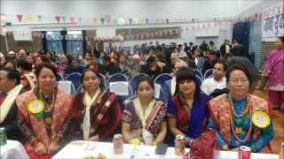 Myagdi MONA ( Nepali New year Photo) 2014 UK Garbuja Song