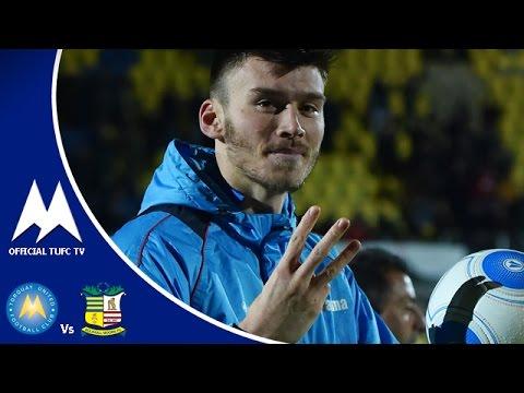 Official TUFC TV - Torquay United Vs Solihull Moors 22/11/16