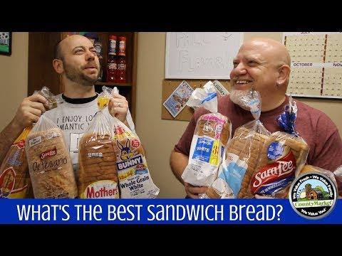 What's the Best Tasting Sandwich Bread? | Blind Taste Test Rankings