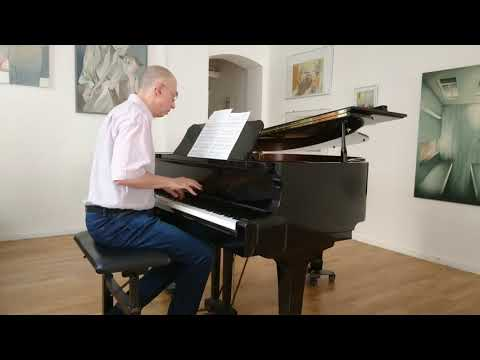 Hans Heller (1898-1969) - Piano Sonata, Finale - Jascha Nemtsov