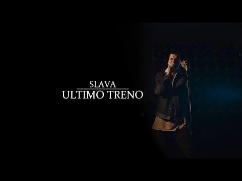 Slava - ULTIMO TRENO (Lyric Video)