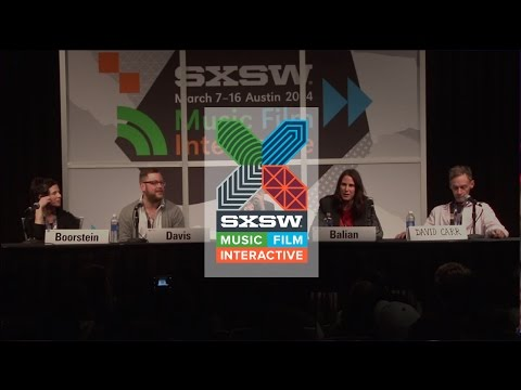 TV's Decision Makers: AMC, FX, time and HBO Full Session  Film 2014  SXSW