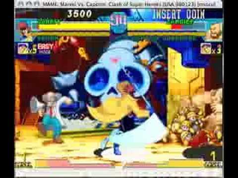 Mame Emulator Marvel Vs Capcom Mac by DarkKite90