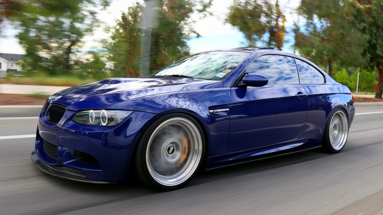 modified bmw e92 m3 review everything but a supercharger youtube. Black Bedroom Furniture Sets. Home Design Ideas