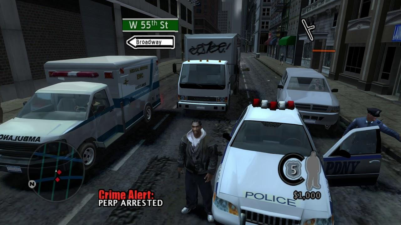 True Crime New York City Gameplay 4k Ultrahd